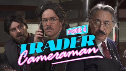 Trader Cameraman #4 -Le Sommelier- feat. Richard Berry - Bapt&Gael