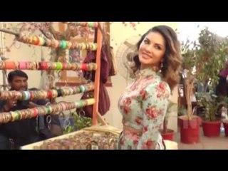 Sunny Leone & Vir Das Promote 'Mastizaade' Movie on the sets of Chidiya Ghar