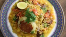 Ragda Patties (Pattice) - Indian Chaat Recipe - video