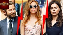 Irina Shayk Gives Bradley Cooper SILENT TREATMENT At Wimbledon | Hollywood Asia