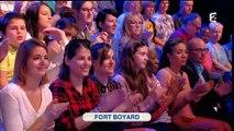 Fort Boyard : Nagui imite le Père Fouras hier midi sur France 2 - Regardez