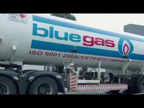 Blue Gas Corporate Film
