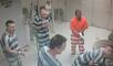Des détenus s'évadent pour sauver la vie d'un gardien