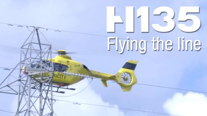 H135: Flying the Line with Wester Power Distribution