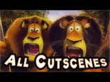 Madagascar Escape 2 Africa All Cutscenes | Game Movie (PS3, X360, PC, Wii)