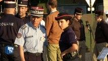 Les militaires s'entraînent pour le défilé du 14 juillet
