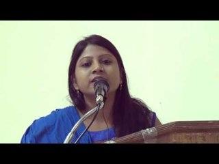 Damini Bane Na Koi Betiya | दामिनी बने ना कोई बेटियाँ बिके ना कोई | Laxmi Ashraaj | Hindi Kavita