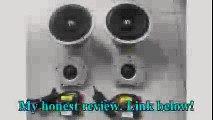 Stock original British Cambridge aluminum Slug 4 inch + high pitched speaker 4YD