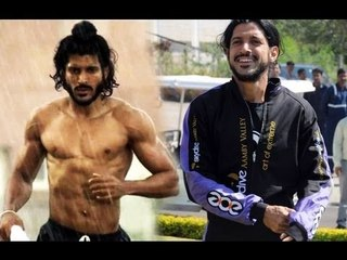 Farhan Akhtar Launches Skydiving Event