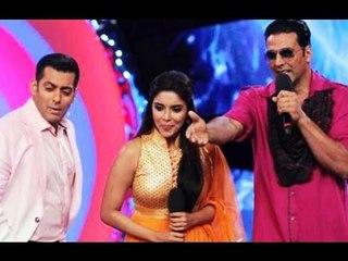 'Khiladi 786' Akshay Kumar Visits Salman Khan on 'Bigg Boss 6'