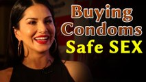 Sunny Leone Talks About Buying Condoms, Safe Sex | Manforce Event
