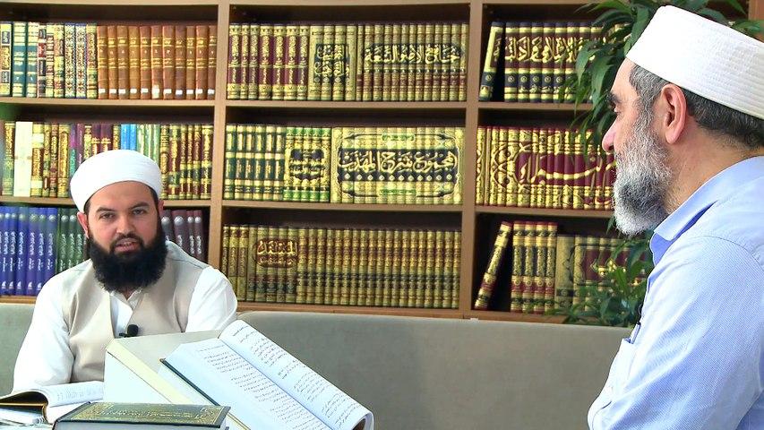 15) Tarikat-ı Muhammediyye Okumaları - Sünnete Sarılmak [Hadisler Işığında - 2] - Nureddin Yıldız