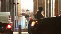 Ferguson, Missouri Riots Looting Weave Shop (Fox 2 St. Louis)