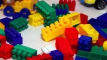 Videos for Kids - LEGO Car Clown CLONE! Children's Toy Trucks Videos (автомобиль клоун)