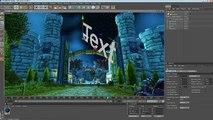 3D Scan Effect Tutorial (Cinema 4D, Boujou & After Effects