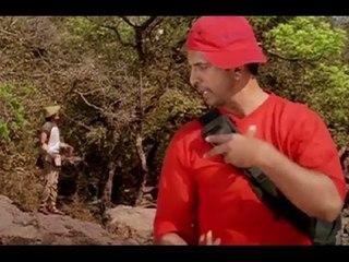 Javed Jaffrey Fun at the Jungle   Jajantaram Mamantaram   Bollywood Comedy Movie