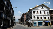 Inde: 30 morts en trois jours de violences au Cachemire