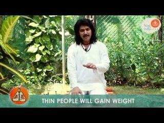Kapalbhati Pranayama - Yoga For Weight Loss