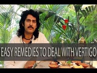 Vertigo  - Natural Ayurvedic Home Remedies with Eng. Subs Part - 1