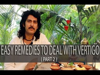 Easy Remedies to Deal with Vertigo with Eng. Subs - Part 2
