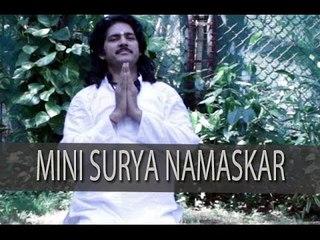 Mini Suryanamaskar - Yoga for Complete Fitness