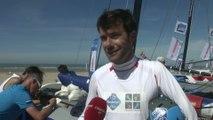 Voile - Tour de France : Team Fondation FDJ, un équipage fier de ses différences