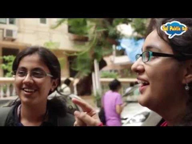 Funny Tongue Twister CHALLENGE Mumbai | Bol Public Bol