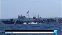"""Mer de Chine méridionale : la justice désavoue Pékin, etimant qu'elle n'y a pas de """"droit historique"""""""