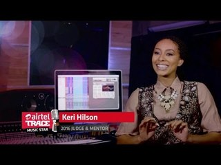 Keri Hilson Tips: Episode 2 (Airtel TRACE Music Star)