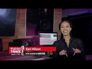 Keri Hilson Tips: Episode 4 (Airtel TRACE Music Star)