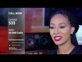 Keri Hilson Call To Action Airtel TRACE Music Star Ghana