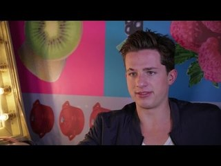 Charlie Puth, the dapper crooner
