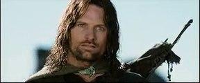 taking the hobbits to isengard - seigneur des anneaux