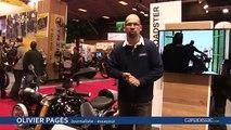 En direct du salon de la moto : BMW R NineT