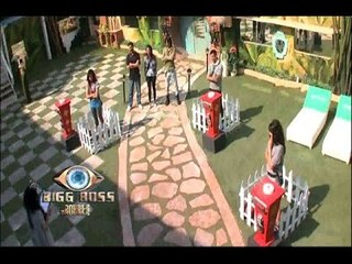 Bigg Boss 9   Mandana, Prince & Kishwer Compete For 'Ticket To Finale'