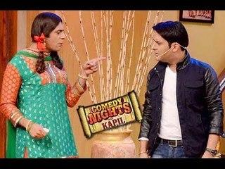 Guthhi aka Sunil Grover COMES BACK On Comedy Nights With Kapil