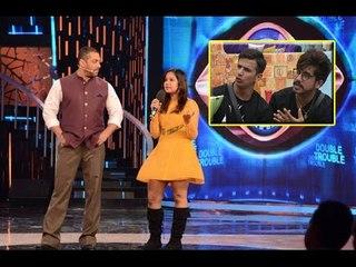 Bigg Boss 9   Roopal Tyagi Gets Eliminated Roopal ORDERS Suyyash & Prince To Pair Up Again