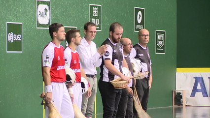 LIVE : Internationaux de Cesta Punta Finale du Master 1 (7)