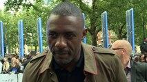Star Trek: Idris Elba on wrestling Chris Pine and rapping