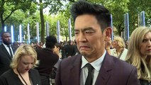 John Cho hits back about Sulu's sexuality at UK premiere