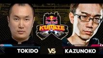 Red Bull Kumite 2016: Kazunoko vs. Tokido | Losers Final