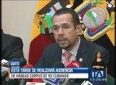 Esta tarde se realizará audiencia de Hábeas Corpus de 151 cubanos