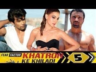 Ajaz Khan ELIMINATED Because of BITCHY Gauhar Khan and Kushal Tandon In Khatron Ke Khiladi