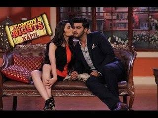 Alia Bhatt & Arjun Kapoor on Comedy Nights with Kapil  27th April 2014 Full Episode