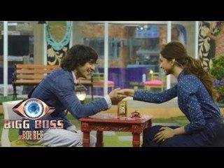 Bigg Boss 9   Risabh Takes Deepika Padukone On A ROMANTIC Date   Watch Video