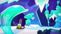 Om Nom Stories Ice Cave (Episode 33, Cut the Rope Magic)