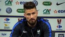 Arsenal prêt à sacrifier Olivier Giroud ?
