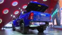 Nouveau Toyota Hilux : l'immortel - En direct du Salon de Genève 2016