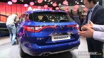 Genève 2016 - Découvrez la Renault Mégane Estate