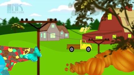 Peter Peter Pumpkin Eater Nursery Rhyme - Song for Children - Kindergarten, Children, Kids